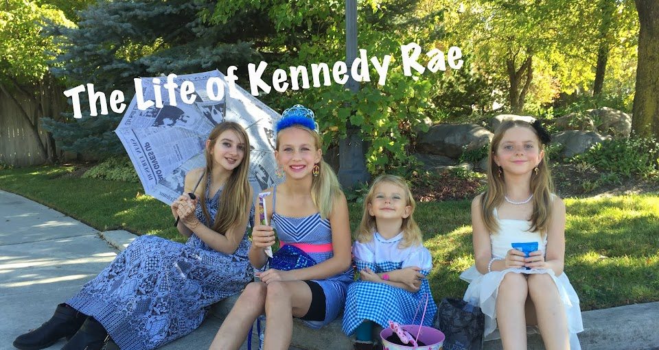 The Life of Kennedy Rae