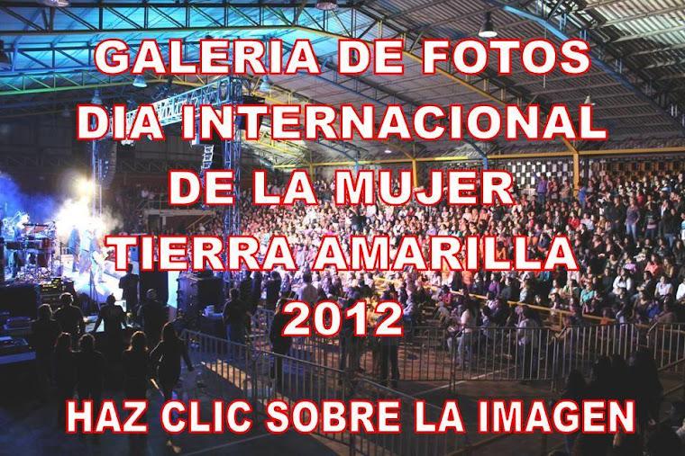 GALERIA DE FOTOS DIA DE LA MUJER 2012