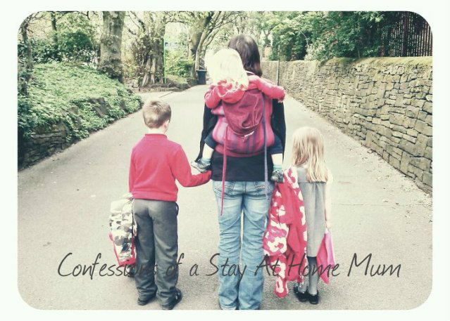 Confessions of a Stay At Home Mum
