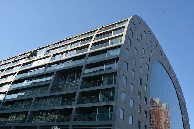 Markthal Rotterdam apartments