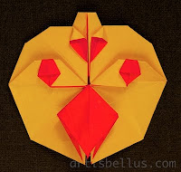 Angry Birds - New Origami Model