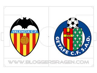 Prediksi Pertandingan Valencia vs Getafe