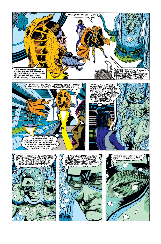 Captain America (1968) Issue #391 #324 - English 4