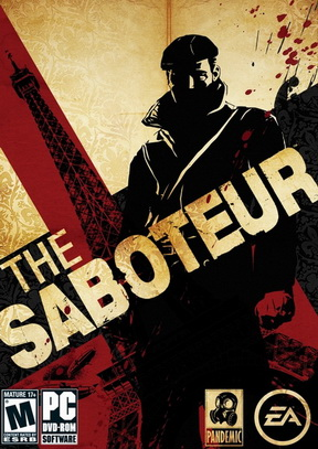 886 The Saboteur PC Game