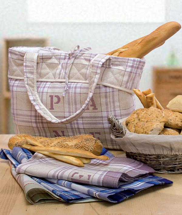 El blog de Dmc: Nueva colección de paños e individuales de cocina