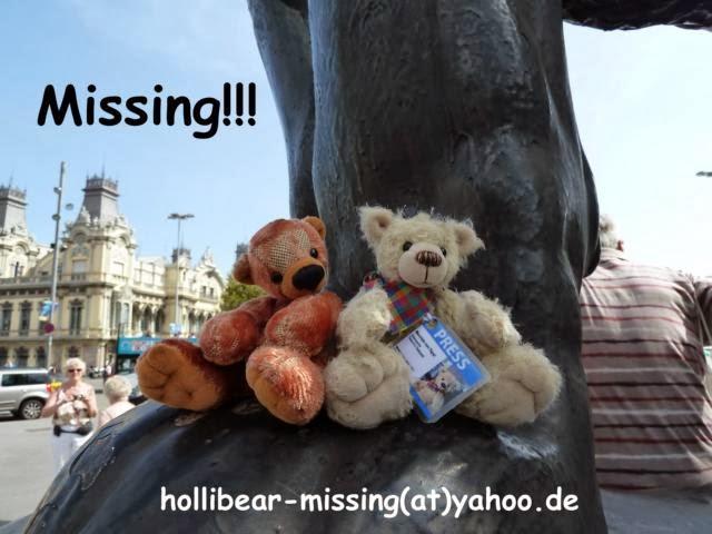 Sophie + Macciato missing!