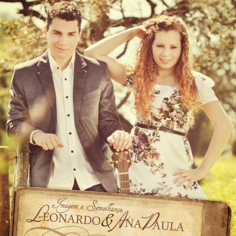 Leonardo e Ana Paula