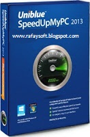Free Download Uniblue SpeedUpMyPC 2013 v5.3.4.8 with Activation Code Full Version