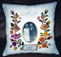 Oma and Opa Marriage Pillow 1
