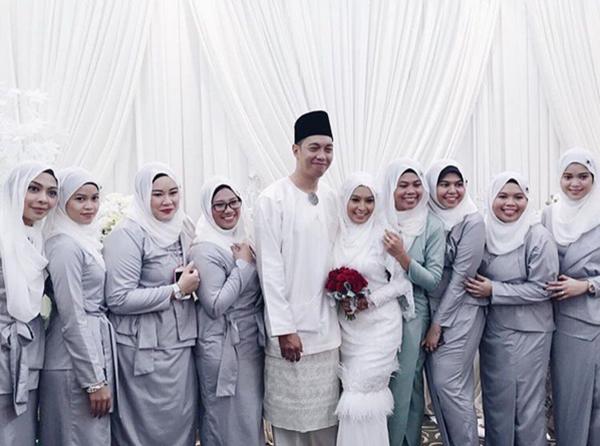 TAHNIAH! Nabila Huda Sah Bergelar Isteri Kepada Mohd Izwan