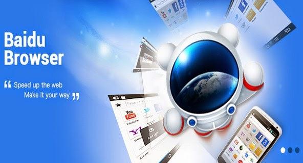Baidu Browser Versi 4.1 Andalkan Kecepatan Mobile Internet
