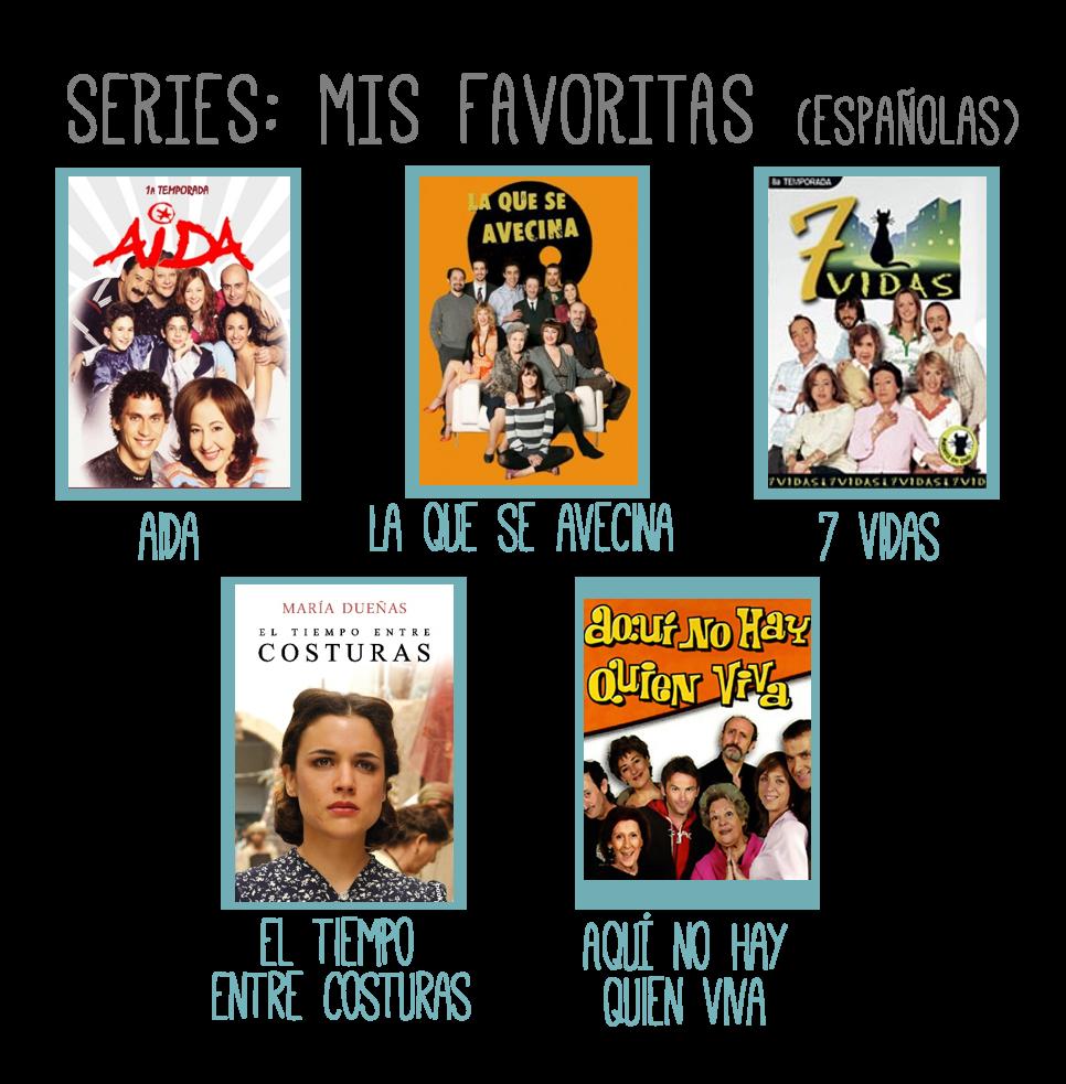 Mejores series de televisión españolas
