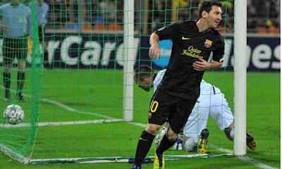BATE Borisov 0 - 5 FC Barcelona (1)