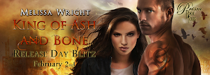 King of Ash and Bone by Melissa Wright