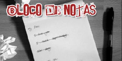 """""""Bloco de Notas"""" - estreia da segunda temporada"""