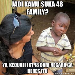 skeptisor JKT48