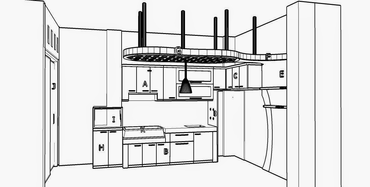 Tren Design Kitchen Set 2015