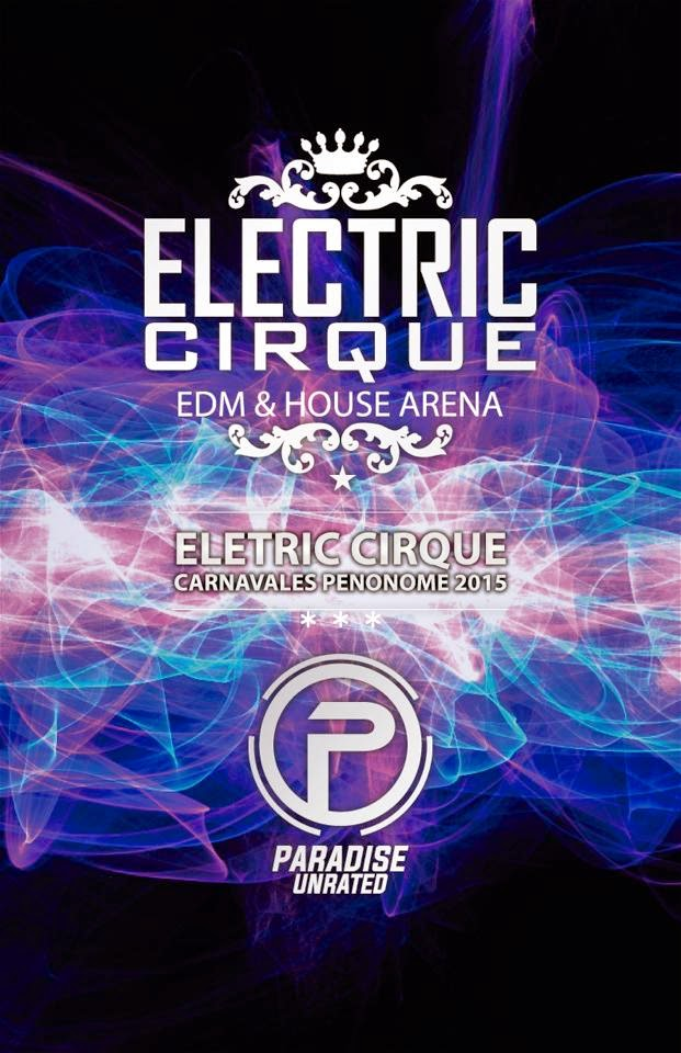 Electric Cirque - Paradise 2015.