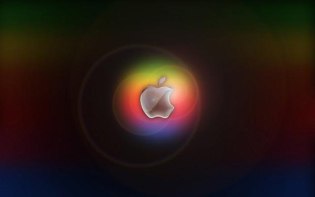 Apple Dark Logo