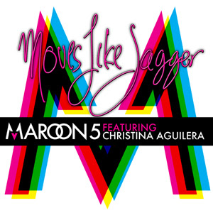 V Album Cover Maroon 5 EntertainmenTalk: New Music: Maroon 5 - Moves Like Jagger (Feat ...