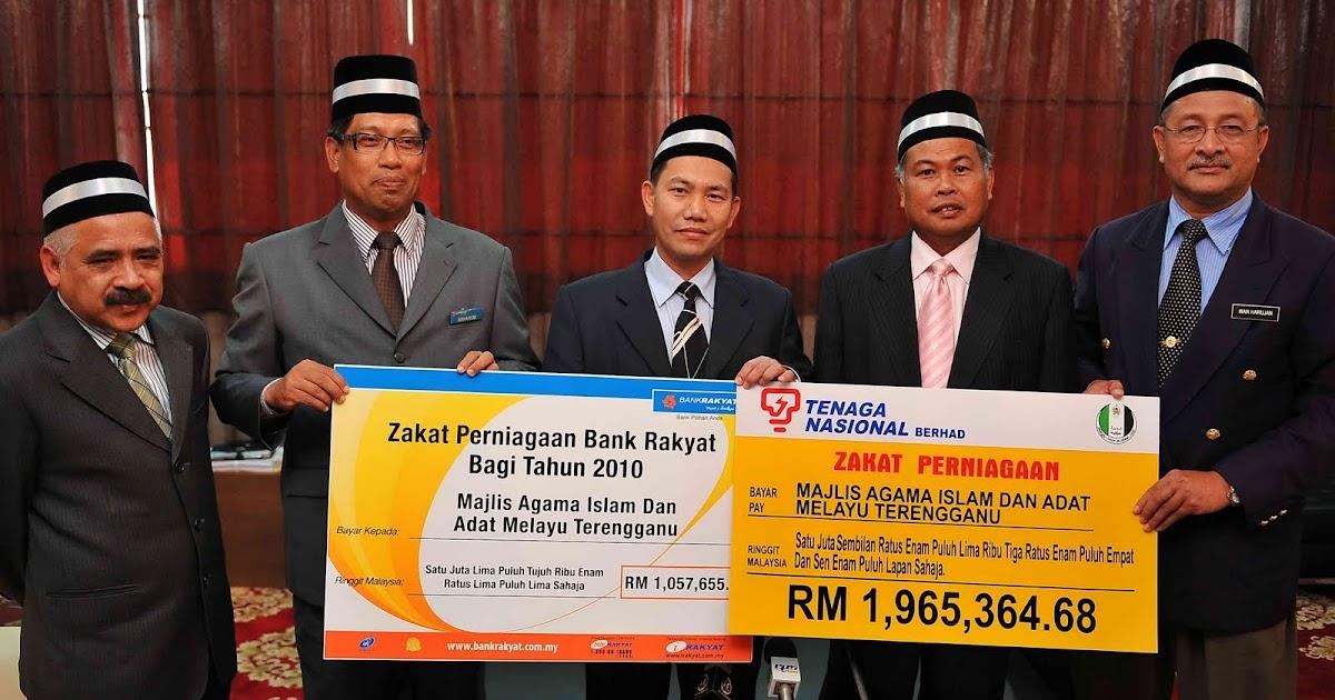 teganuku zakat tnb, bank rakyat rm2j