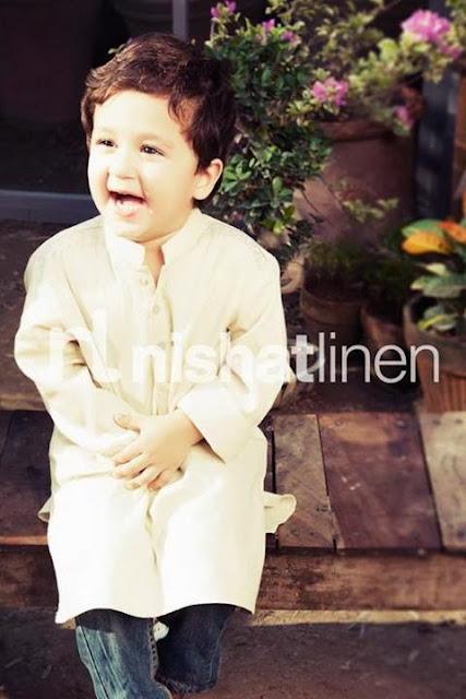 Naqsh Prince & Nisha Princess Kids collection 2013
