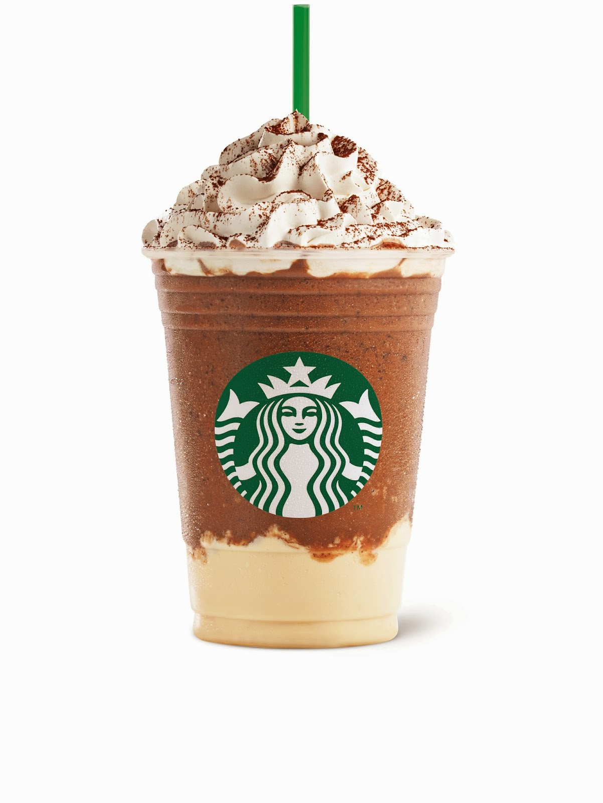 Starbucks Dark Mocha Panna Cotta Frappuccinos
