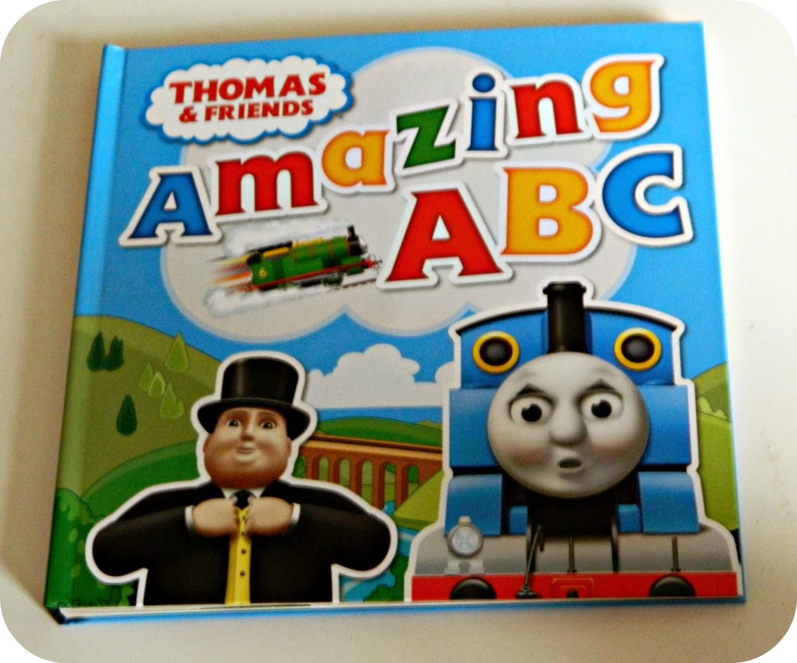 Thomas & Friends Amazing ABC Egmont Publishing