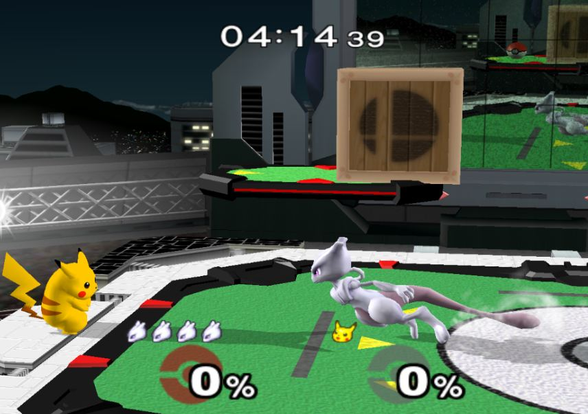 Super Smash Bros Cheats Gamecube