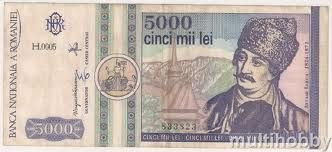 bancnote noi