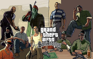 Grand Theft Auto: San Andreas Apk Data Zip Full Game GTA