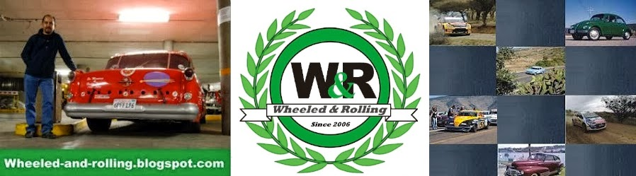 W&R - Wheeled and Rolling!!