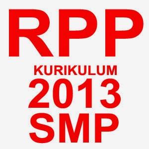 Download Kumpulan Contoh RPP Kurikulum 2013 SMP / MTs Untuk Kelas 7 ( VII ) Semester 1 Lengkap