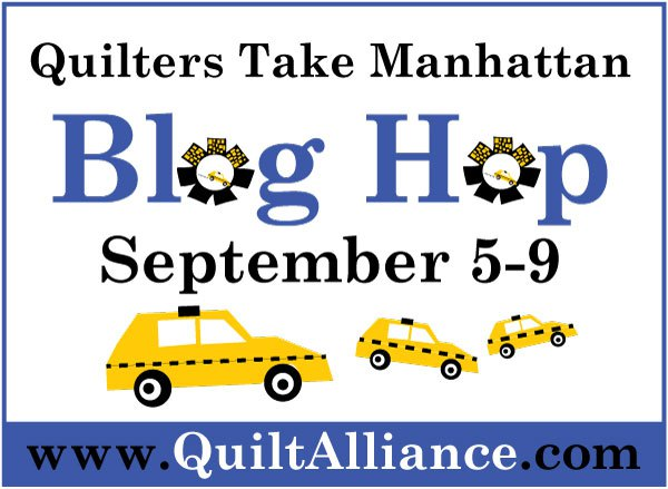 Quilters Take Manhattan!