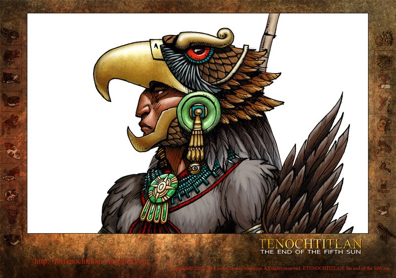 Fortenochtitlan: Aztèques versus conquistadors