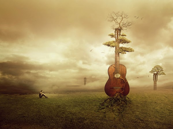 digital photo manipulation by Amandine van Ray