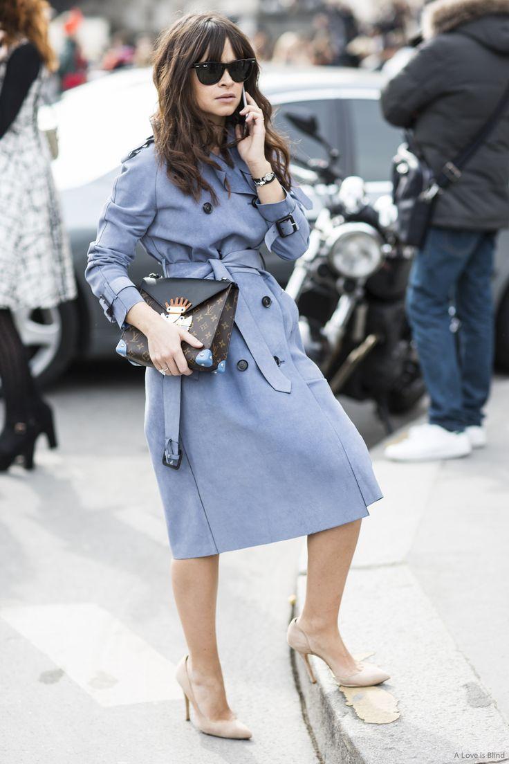 Miroslava Duma - Trench coat - comprar abrigos por internet - magnoliamoda.com - pamelavictoria.cl