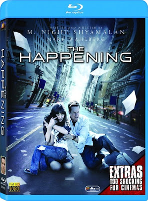 The Happening (2008) 720p BRRip 613MB mkv Latino