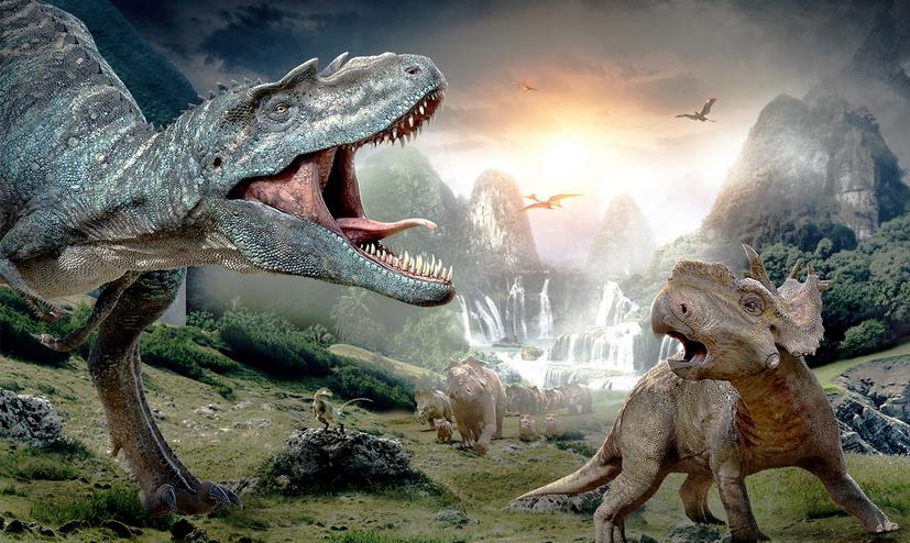 Benarkah Dinosour Wujud Sebelum Nabi Adam