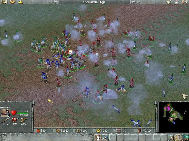 Empire Earth 1 PC Games for windows