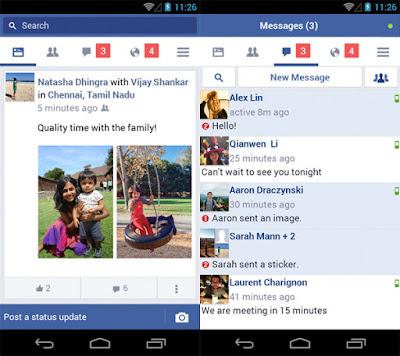 facebook , facebook lite , facebook app