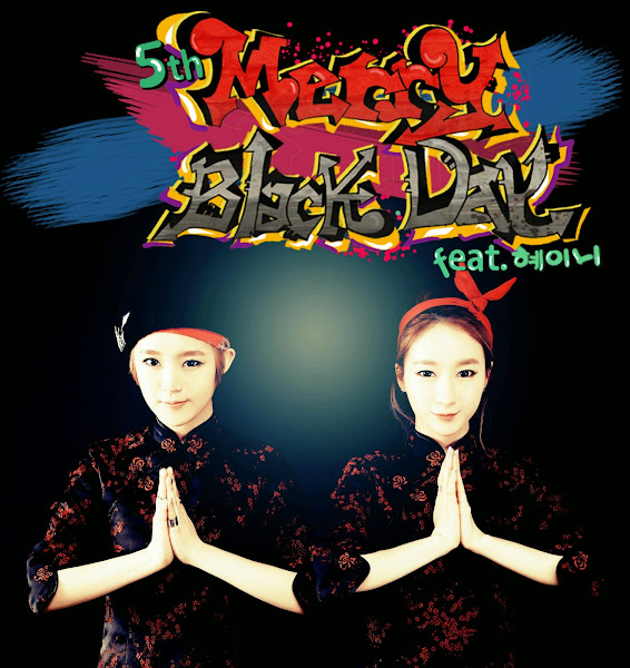 Pascol Merry Black Day