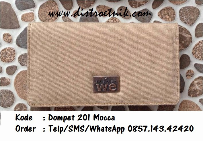 dompet jeans it just we wt 201 mocca