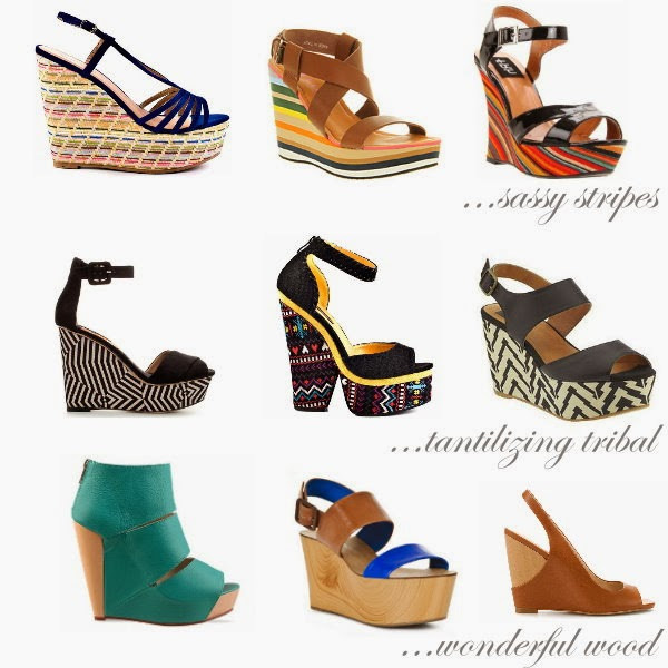 Wedges Heels Images
