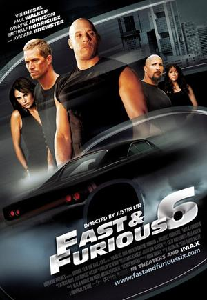 Fast and Furious 6 2013 Full Movie Free DVD RIP Watch Online