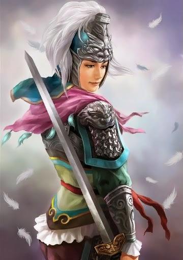 ม้าหยุนลู่ (Ma Yunlu, 馬雲騄)