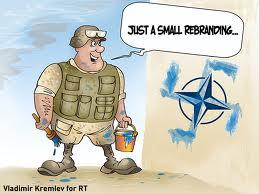 NATO North Atlantic Treatmen Organization NAZI Criminals