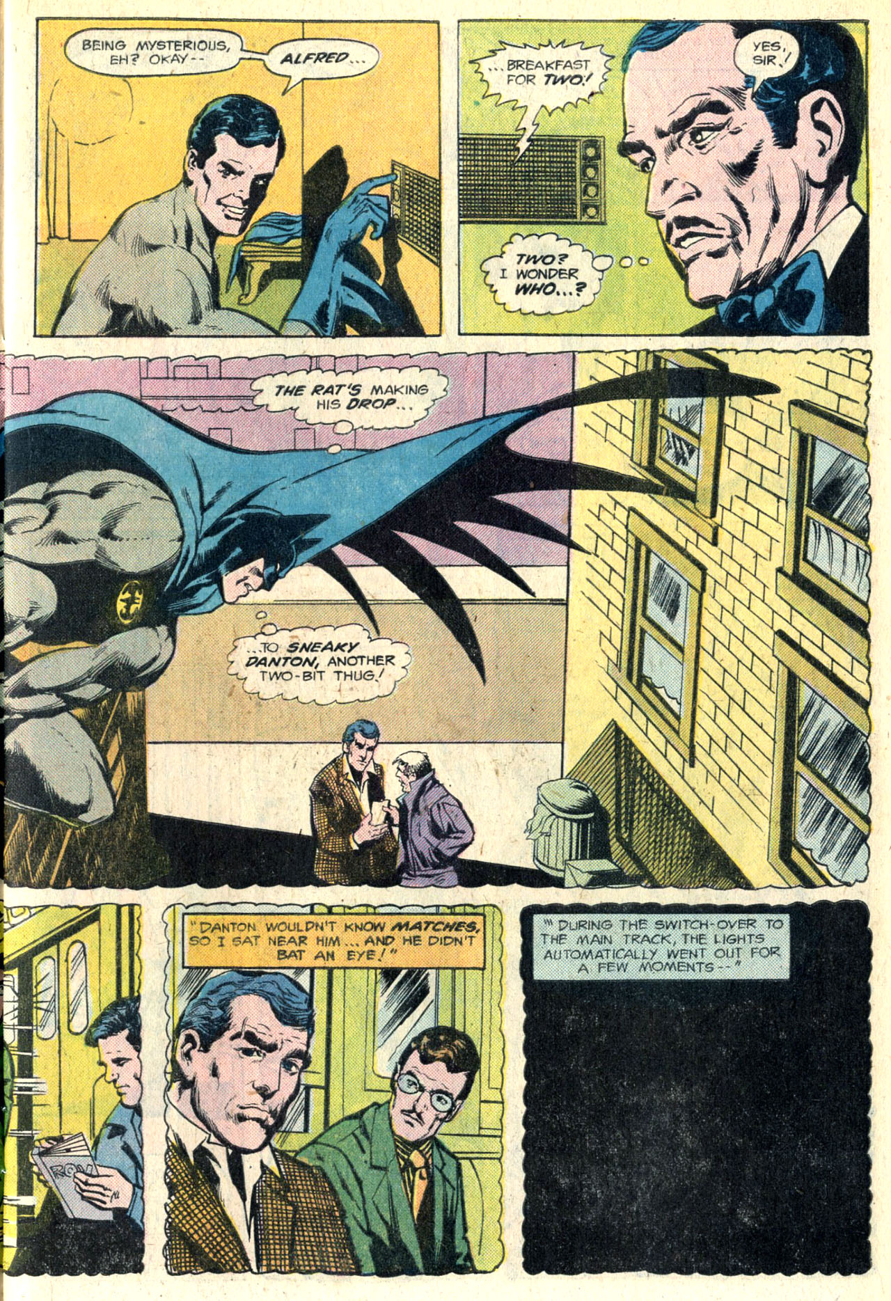 Detective Comics (1937) Issue #467 Page 6