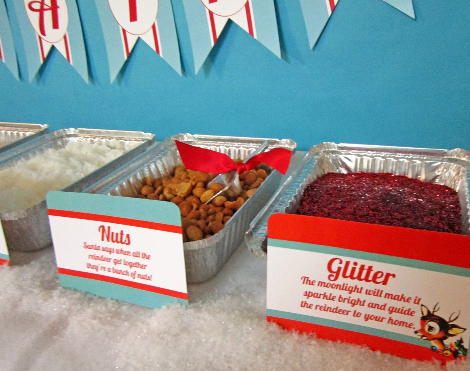 Sweeten your day events reindeer games christmas breakfast for Food bar game