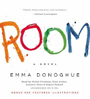 Cover of Room by Emma Donoghue